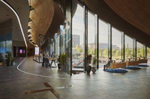 Samsung KX в Лондоне: новый формат интерактивного пространства