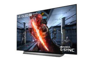 LG представляет первые OLED телевизоры с поддержкой NVIDIA G-SYNC для игр на большом экране