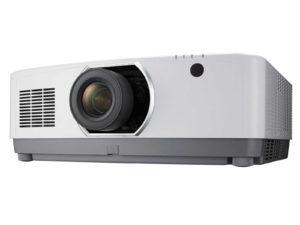 NEC представляет новый лазерный проектор, разработанный по принципу «установил и забыл»