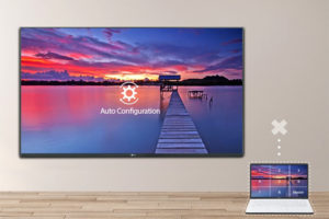 """130-дюймовый """"все в одном"""" LED-дисплей LG для конференц-залов"""
