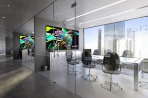 Революция в области отображения информации: NEC выпустила новую линейку светодиодных решений