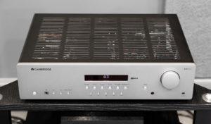 Тест Cambridge Audio AXR100: не мешайте, он все сделает