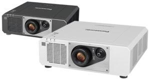Надёжные и функциональные проекторы Panasonic серии PT-FRZ